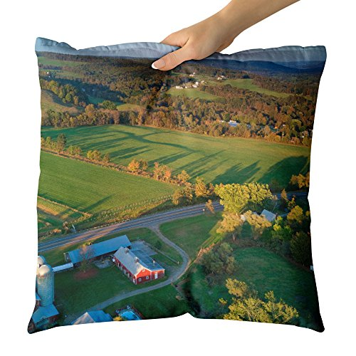 Westlake Art - Upstate York - Decorative Throw Pillow Cushio