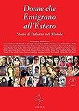 Image de Donne che Emigrano all'Estero (Italian Edition)