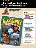 img - for North Africa, Southwest Asia, and Central Asia - Unit 6 Resources (Teacher's Guide) (Glencoe Geography - The World and Its People) book / textbook / text book