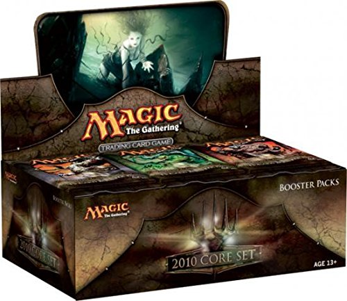 Wizards of the Coast 25035 - Magic: The Gathering: Magic 2010 Booster