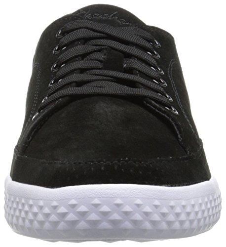 Racket nero Skechers Sneaker Donna blk Nero pwzdA4