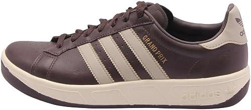 Nuestra compañía Probar admirar  Adidas Grand Prix Brown 383074 4: Amazon.de: Schuhe & Handtaschen