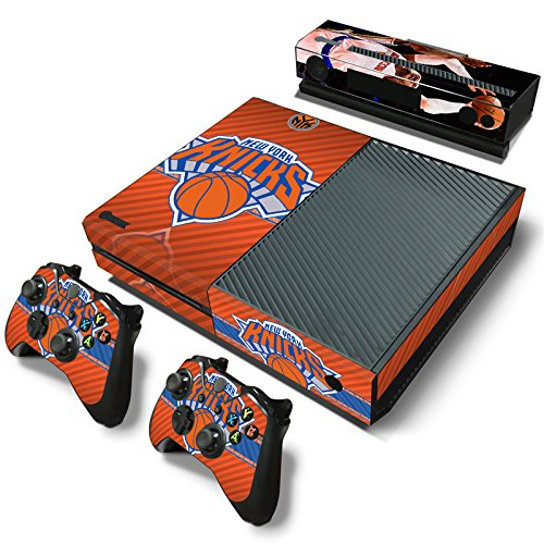 FriendlyTomato Xbox One Console and Controller Skin Set - Basketball NBA - Xbox One Vinyl