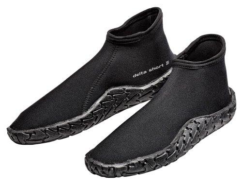 ScubaPro Unisex Delta Boots (Short 3mm, 10)