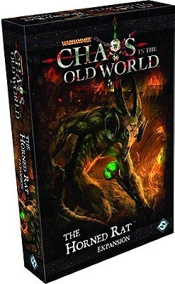 Chaos in the Old World: The Horned Rat Expansion   [CHAOS IN THE OLD WORLD] [Other]