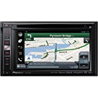 Pioneer AVIC-5000NEX In-Dash Navigation AV Receiver with 6.1-inch WGA Touchscreen Display