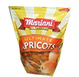 Mariani Premium Dried Ultimate Apricots, 2Pack (48 Ounce Each)
