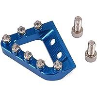 Pieza de pedal del freno trasero del CNC de la motocicleta