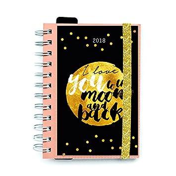 Grupo Erik Editores - Agenda 2018 Día Página Glitter