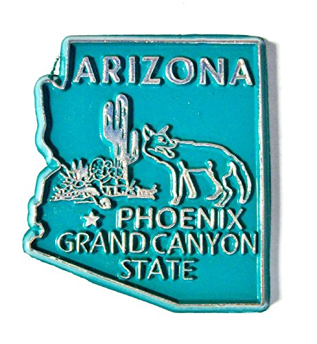 Magnet Arizona (Arizona The Grand Canyon State Fridge Magnet)