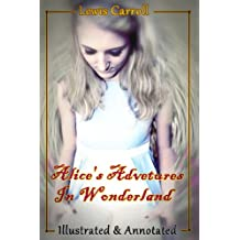 Alice's Adventures in Wonderland (Illustrated, Annotated, Quotes, Adaptations, Audiobook Access, Other Features)