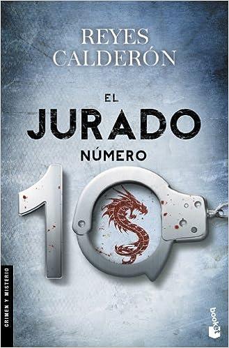 El Jurado número 10 – Reyes Calderón   51bAVLoQZ1L._SX327_BO1,204,203,200_