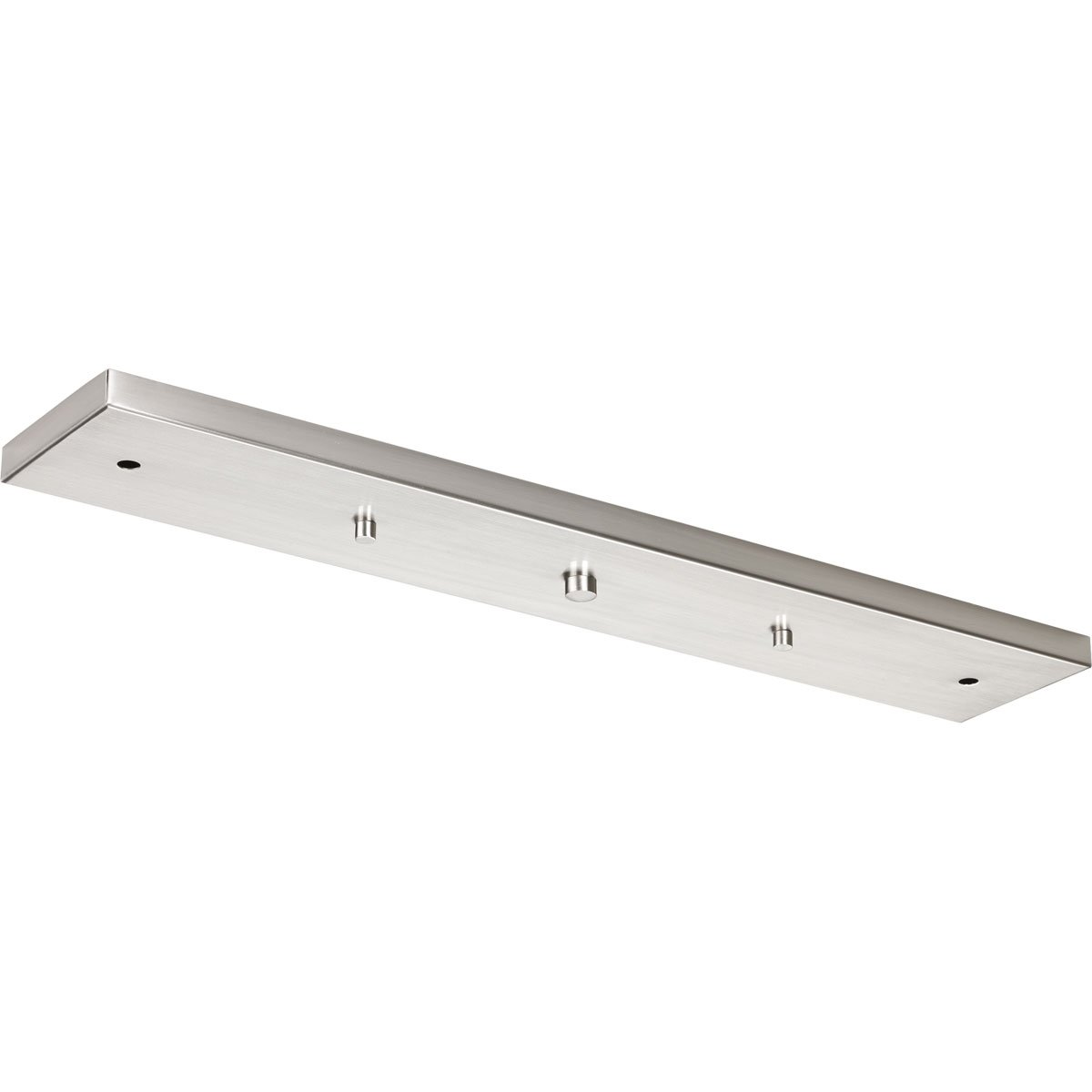 Progress Lighting P8404-09 Traditional/Casual Canopy Accessory, Brushed Nickel