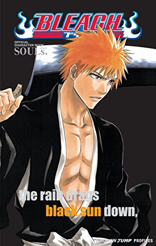 Bleach SOULs. Official Character Book Official Character Book