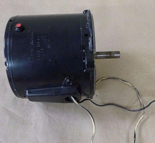 GENERAL ELECTRIC GE 4400 , 5XBB022E ELECTRIC MOTOR 1/8HP 48M 1PH 115V (0.125 Hp Motor)