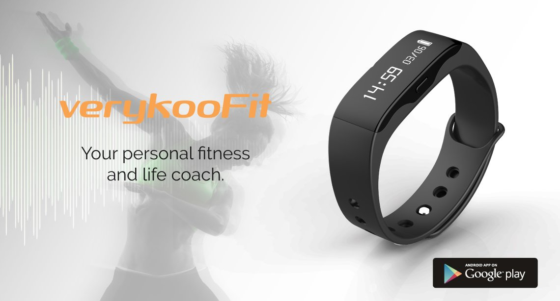 Amazon.com: verykool FIT band vi1000 watch: Cell Phones ...