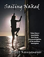 In the early 1980's a remarkable young couple made a bare-bones circumnavigation of the southern hemisphere in a tiny 26 foot yacht from New Zealand. On the journey they learned enough skills to survive a passage through the Magellan Straits ...