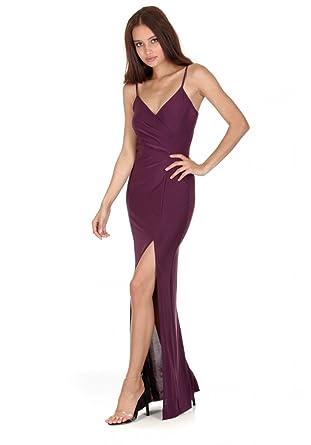 5c5430c1d4a AX Paris Women s Slinky Maxi Dress at Amazon Women s Clothing store