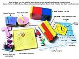 Maths Kit Combo 1a (3 hole Abacus Kit)