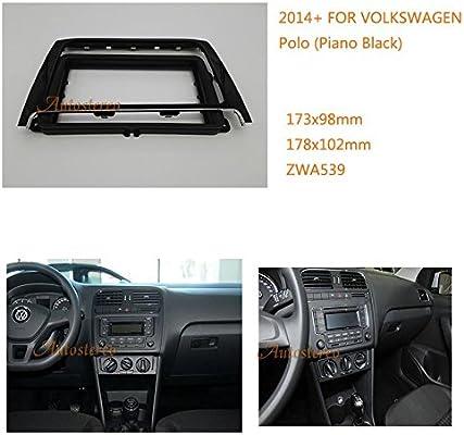 autostereo 11 – 539 – Radio para radio de coche panel adaptador ...
