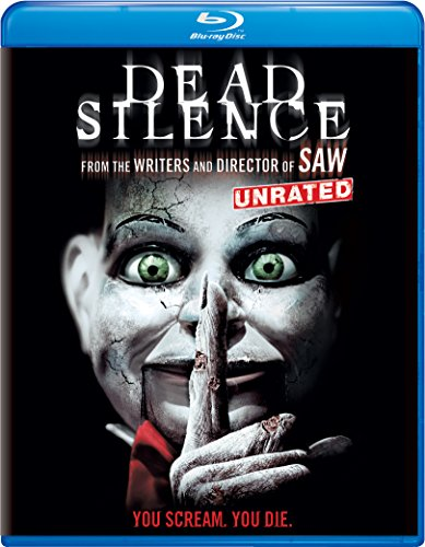 Blu-ray : Dead Silence (Unrated Version, Snap Case)