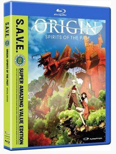 Origin: Special Edition Movie - S.A.V.E. [Blu-ray]