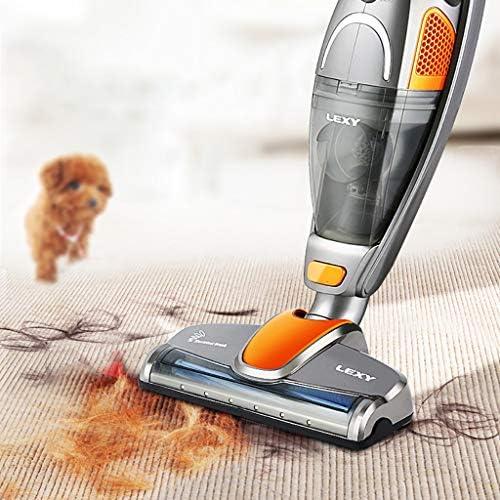 Cordless Vacuum Aspirateur Ménage Muet Puissant Haute Puissance Chargeur De Voiture sans Fil Outil De Nettoyage 2 en 1