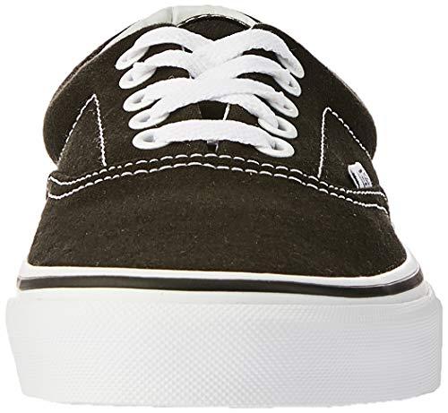 Unisex Classic Nero A Collo Basso black Sneaker Era Vans Canvas Adulto TfxRS0q