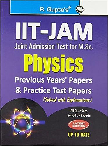 Iit Jam 2015 Question Paper Pdf