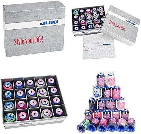 JUKI MO-734DE máquina de coser Overlock: Amazon.es: Hogar