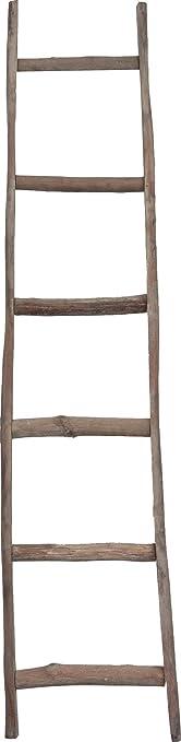 4 opinioni per Scala in legno 44x8x180 cm