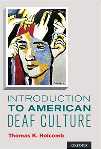 Introduction to american deaf culture professional perspectives introduction to american deaf culture professional perspectives on deafness evidence and applications 9780199777549 medicine health science books fandeluxe Gallery
