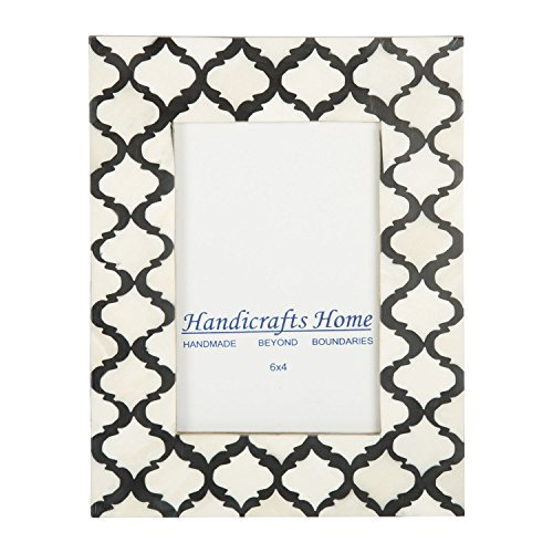 picture photo frame moorish damask