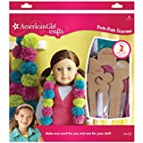 Best American Girl Crafts The American Girl Dolls - American Girl Crafts Pom Pom Scarves Kit Review