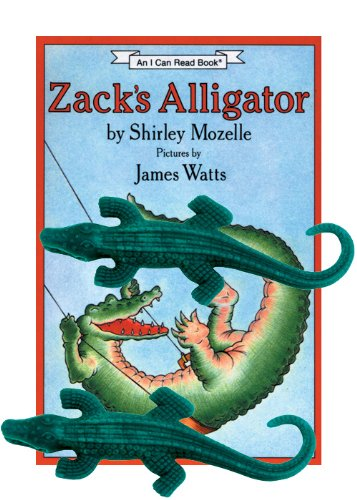 Growing Snake - Zack's Alligator with two Alligators