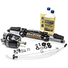 SeaStar HK6500Y-3 1.7 Yamaha Marine Hydraulic Steering Kit (Without Hoses)