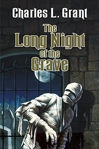 The Long Night of the Grave (The Universe of Horror Trilogy Book 3)
