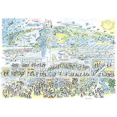 Akena Aeroporto Puzzle Fv2489