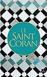 Le Saint Coran par Coran