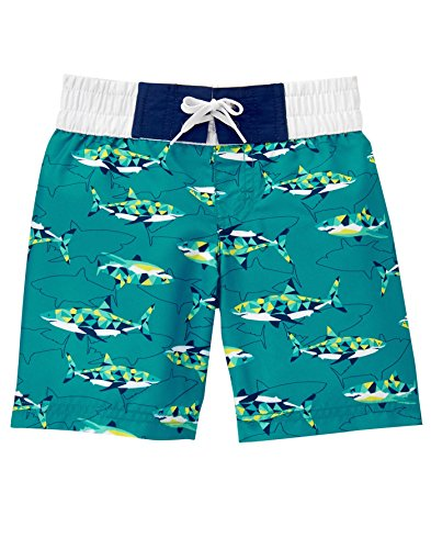 crazy-8-baby-toddler-boys-printed-swim-trunks-sharks-pagoda-blue-3y