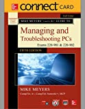 img - for Connect Access Card for Mike Meyers' CompTIA A+ Guide to Managing and Troubleshooting PCs, Fifth Edition (Exams 220-901 & 220-902) book / textbook / text book