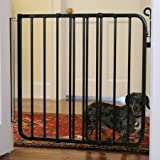 Cardinal Auto Lock Pet Gate - Black