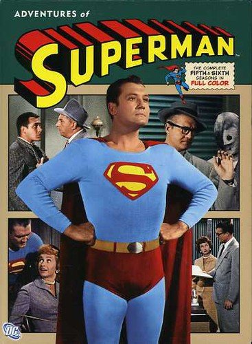 Adventures of Superman: The Complete Fifth & Sixth Seasons