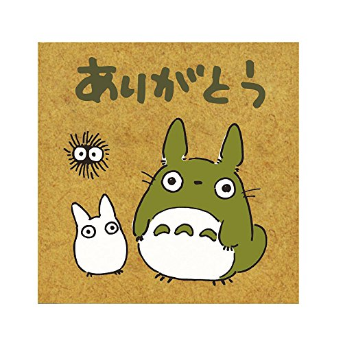 Studio Ghibli My Neighbor Totoro Rubber Stamp (Type B)