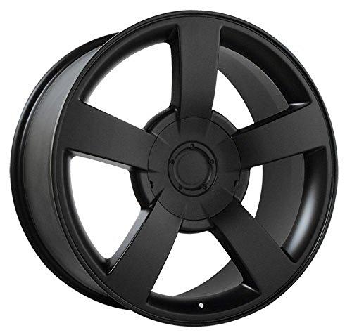 OE Performance 112B Black Wheel (20x8.5