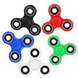 Fidget Spinner ADHD Anxiety Toys 5 Pack Stress