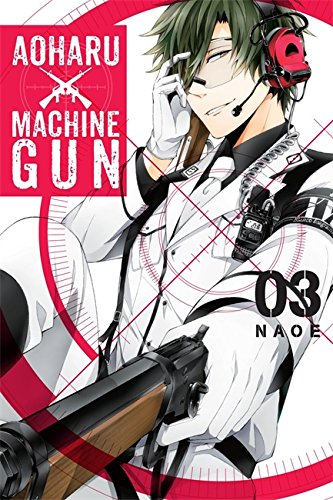 Aoharu X Machinegun, Vol. 3