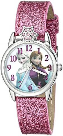 Disney Kids' FKFKQ018 Frozen Elsa and Anna Watch