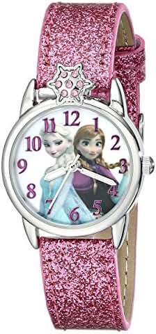 Disney Kids' FKFKQ018 Frozen Elsa and Anna Watch