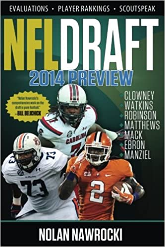 Book NFL Draft 2014 Preview